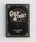 Gold Street Sketchbook