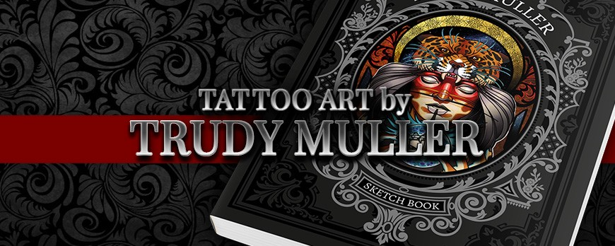 New Book: Tattoo Art