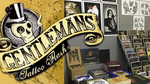 Distributor: Gentlemans Tattoo Flash