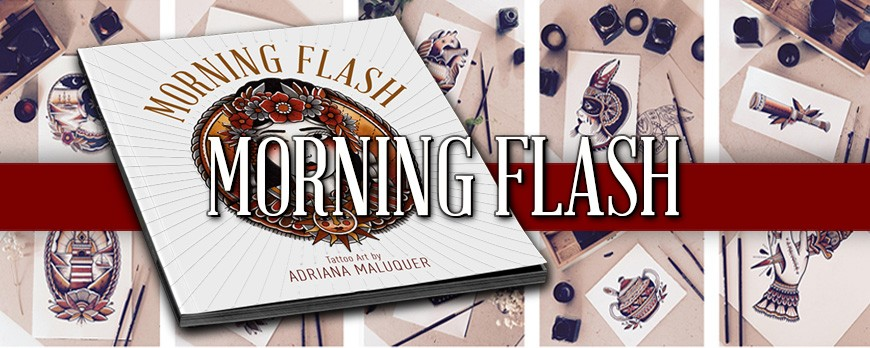 New Book: Morning Flash