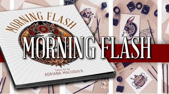 Nuevo Libro: Morning Flash